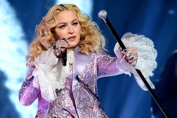 Мадонна стала «Женщиной года» по версии Billboard