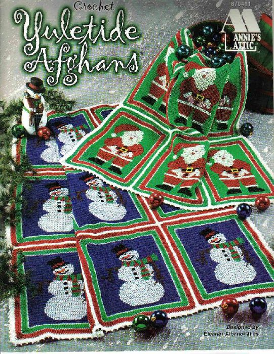 who wants Yuletide Afghans AA 870411  (541x700, 158Kb)