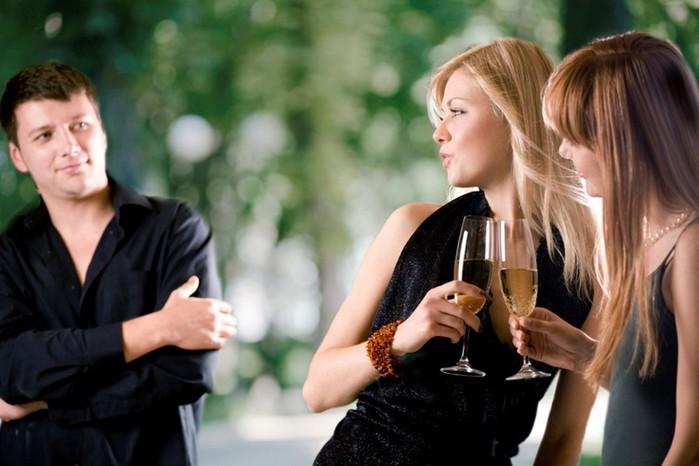 Как познакомиться с девушкой   где угодно и когда угодно!