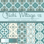Превью free_chichi_vintage_12_patterned_papers_by_teacheryanie-d7a48lw (700x700, 583Kb)