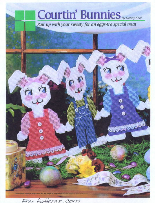 Courtin' Bunnies -1 (535x700, 100Kb)