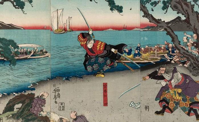Самураи, которые вошли в историю