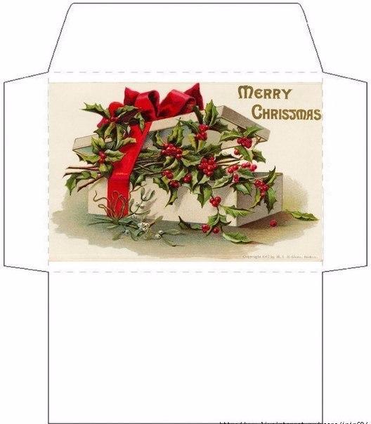 Добрым, открытки на новый год на принтере