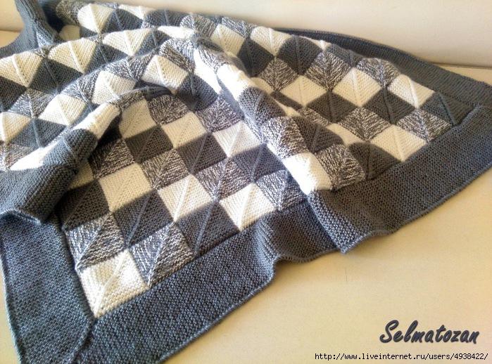 Вязание шапок 32