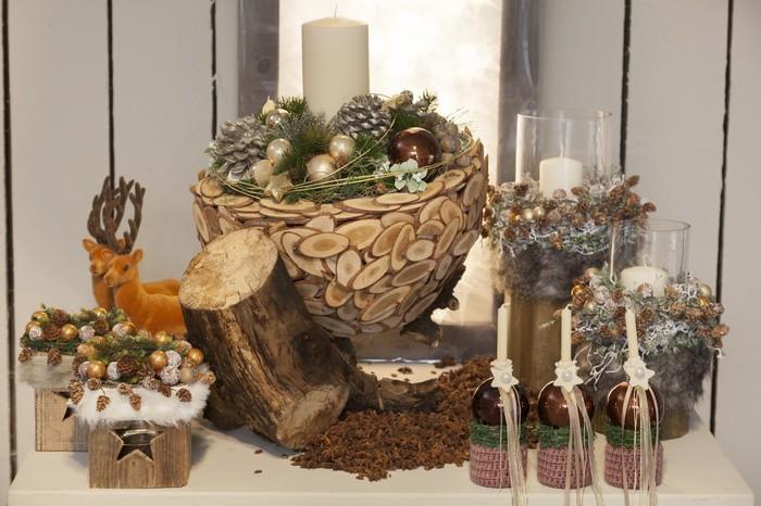 Букет, букеты из натурального дерева