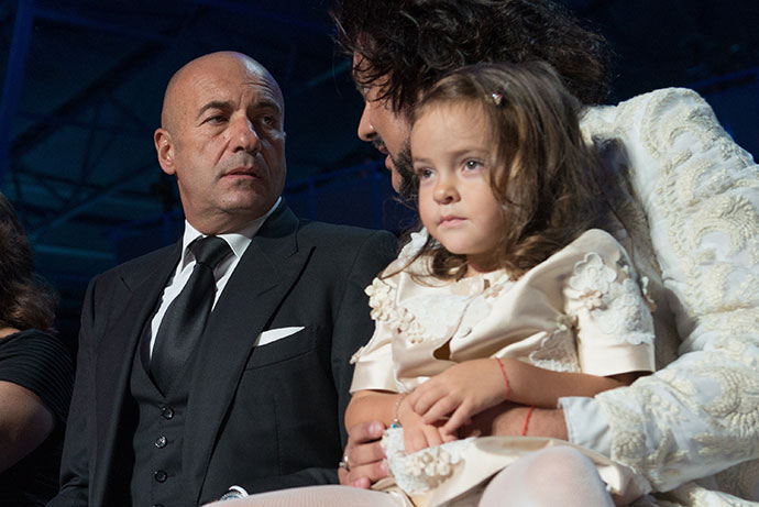фото дочка филиппа киркорова