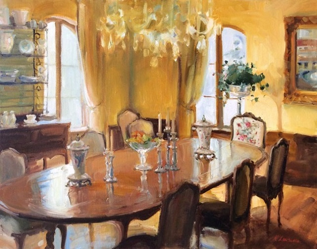 French Country Dining (642x504, 337Kb)