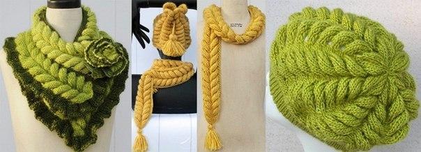 Азиатский колосок спицами схема вязания | ажур схемы узоров.