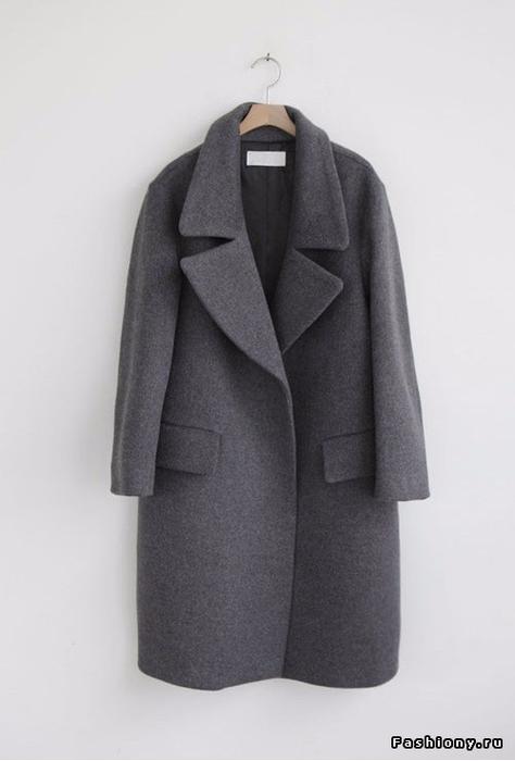Шьем пальто мастер класс для новичков #3