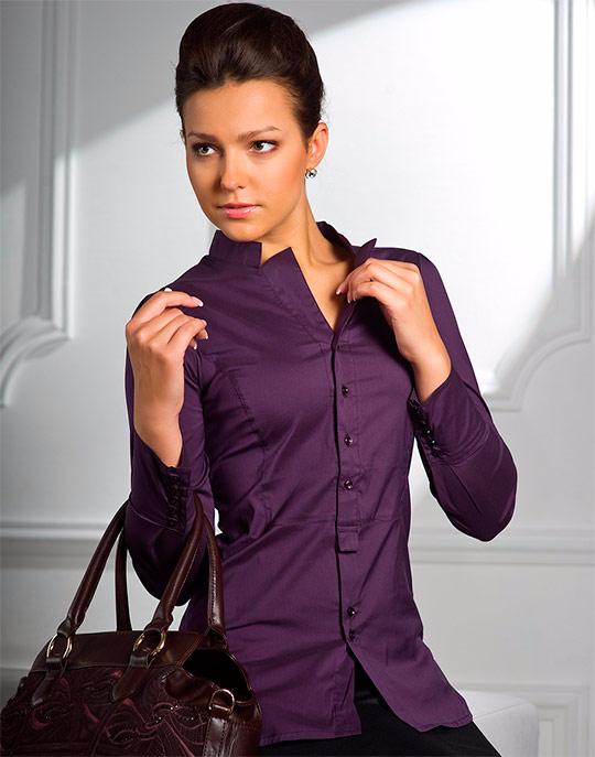 красивые женские рубашки фото