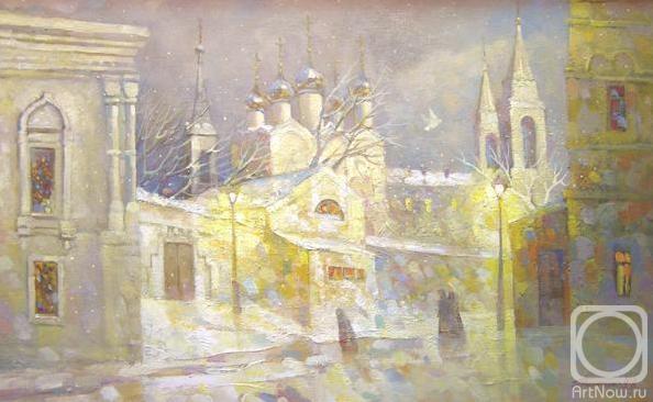 Москва. Ивановская Горка (594x366, 118Kb)