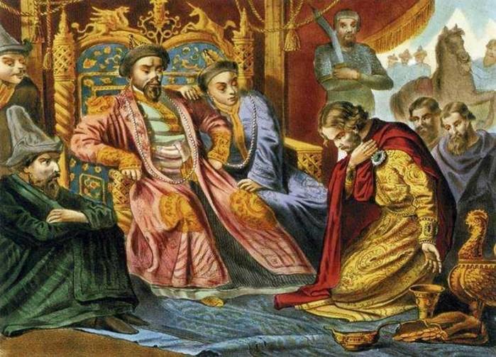 133793096 020817 0708 5 Хан Батый: главный враг Руси и приемный отец Александра Невского