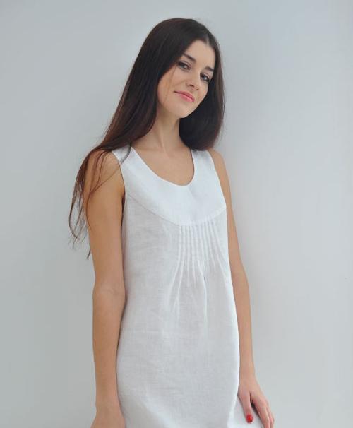 7fe3af22bfb803 Выкройка ночной сорочки на кокетке. Обсуждение на LiveInternet - Российский  Сервис Онлайн-Дневников
