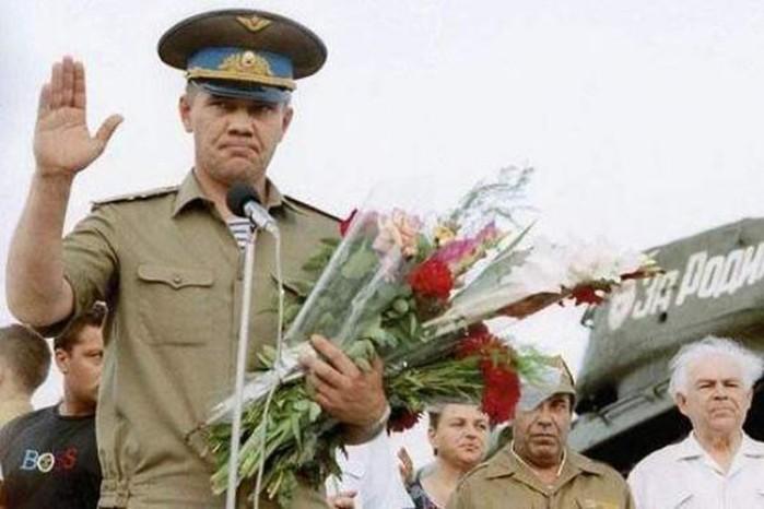 Как генерал Лебедь решал вопрос Приднестровского конфликта