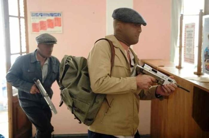 Дерзкие бандиты эпохи застоя: братья Толстопятовы с самодельными автоматами
