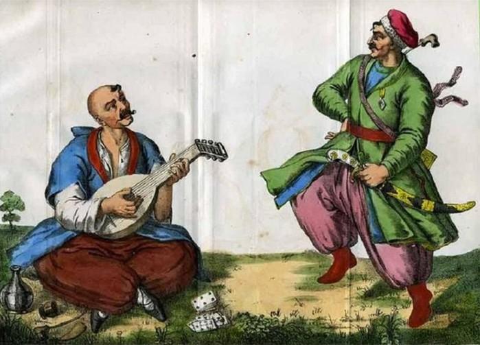 Чем русские казаки отличаются от запорожских?