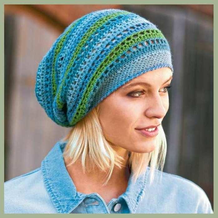 шапка бини самое интересное в блогах