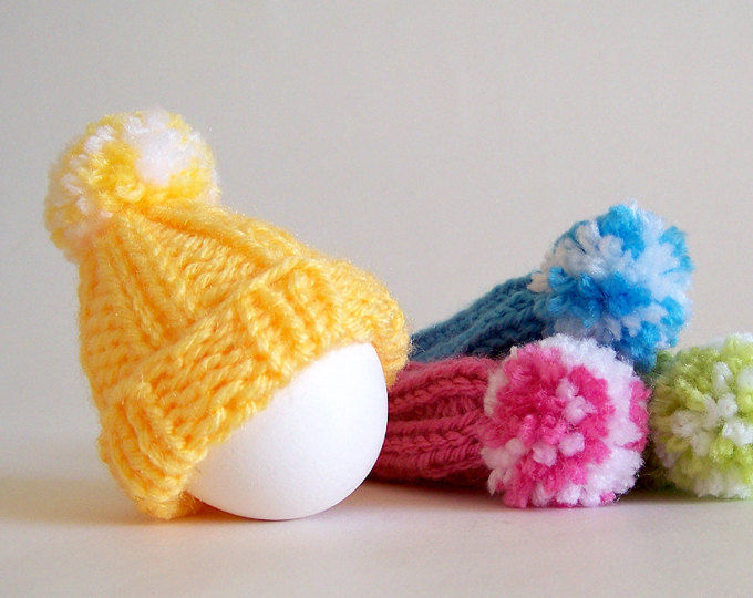 Sperm and egg knit hat pattern — pic 15
