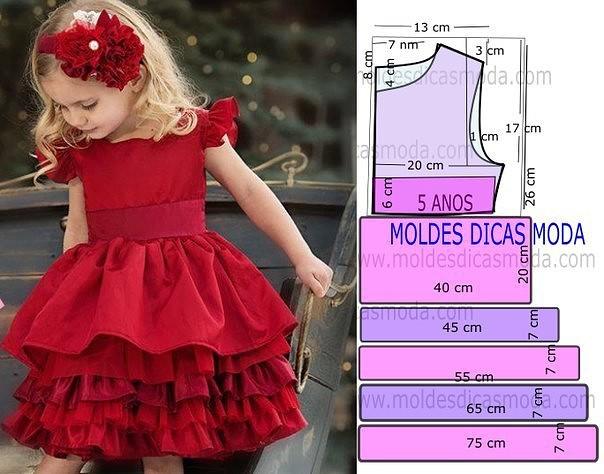 b91a6ce3901 Шьём летние платья для девочек. 5988810 Shyom letnie platya dlya devochek  (604x474