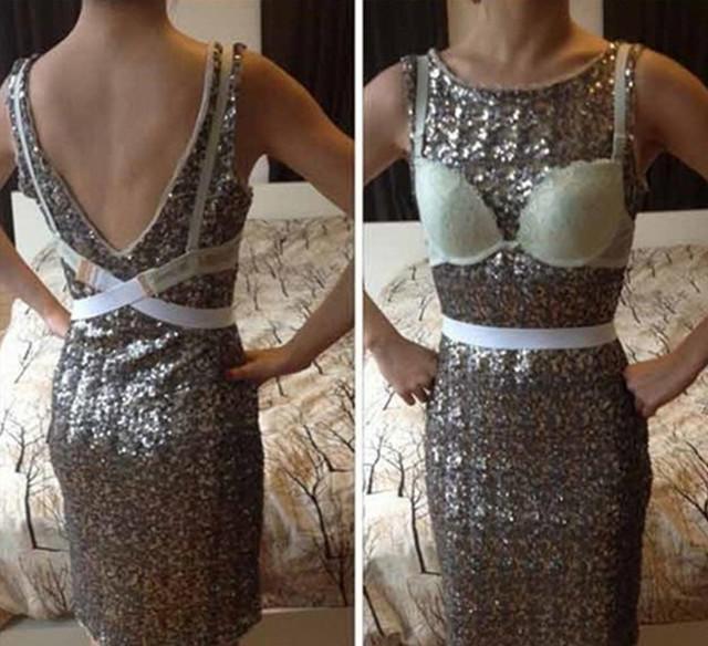 d78131b083b Как сделать бюстгалтер для одежды с открытой спинкой. Обсуждение на ...