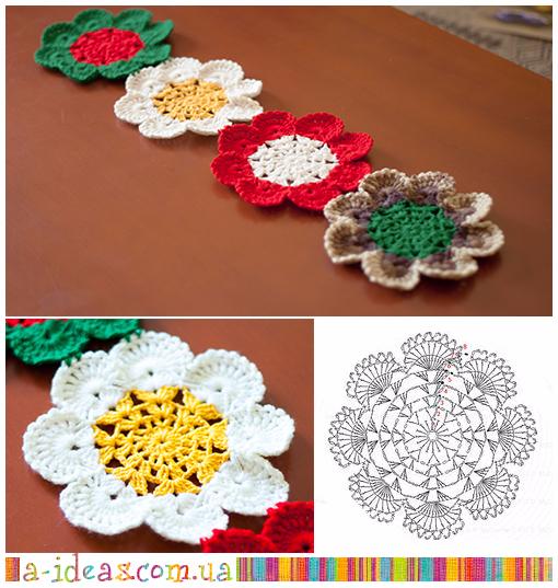 flowers_coasters1 (510x537, 364Kb)