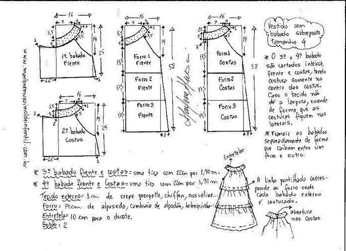 Выкройка воздушного летнего платья для девочки (2) (699x508, 227Kb)