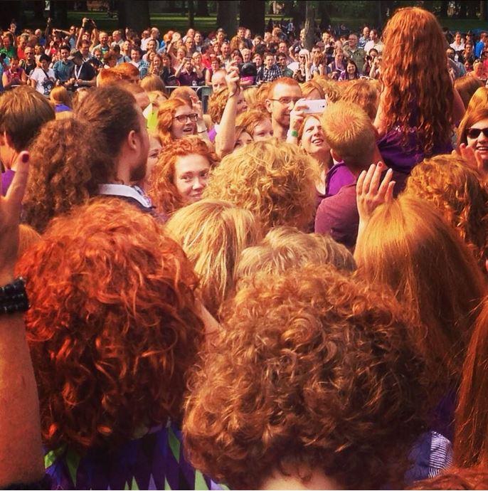 Redhead meeting in breda netherlands 6