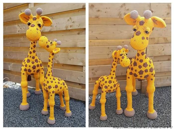 вязаные слоники жирафы бегемоты кенгуру записи в рубрике