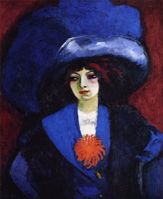 130660069_Pourtant_Jeanne_Galzy_WOMAN_WITH_BLUE_HAT__1912_ (570x695, 330Kb)