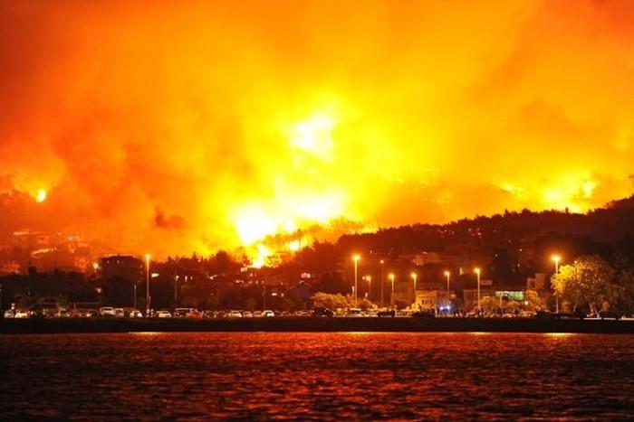 Самые интересные исторические факты о пожарах