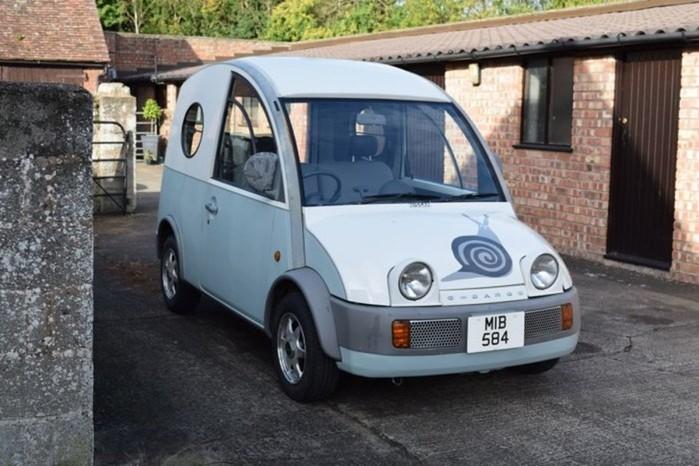 7 странных на вид автомобилей, в дизайне которых все пошло не так