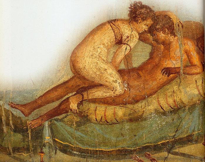 Сексуальные нравы древнего рима