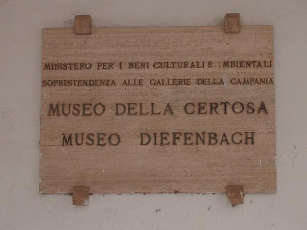 ФОТО Музей Дифенбаха на о-ве Капри (600x450, 72Kb)