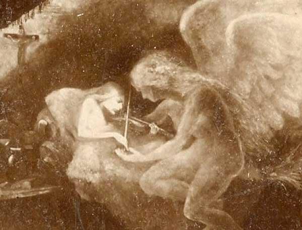 1895 Искупление (1896), позже называлась «Умирающий мальчик» (1902) (600x457, 32Kb)