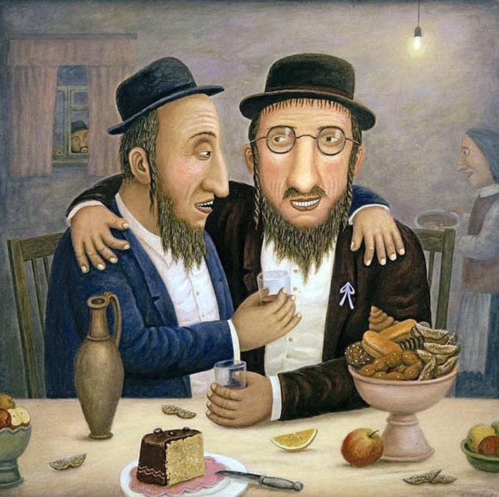 Картинки веселый еврей