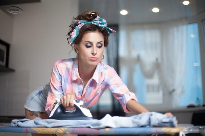 Популярные мифы о женщине-домохозяйке