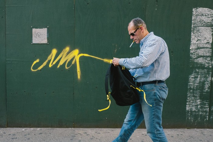 «Совпадения»: уличный фотопроект Джонатана Хигби