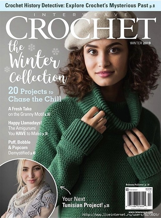 Crochet — Winter 2019