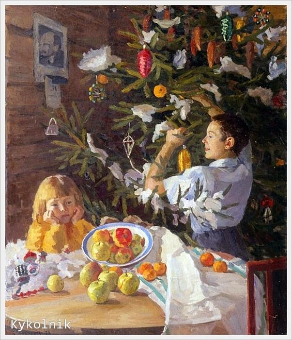 4497432_Sergei_Dynchev__Pod_Novii_god__1951 (603x700, 182Kb)
