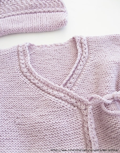 штанишки спицами самое интересное в блогах