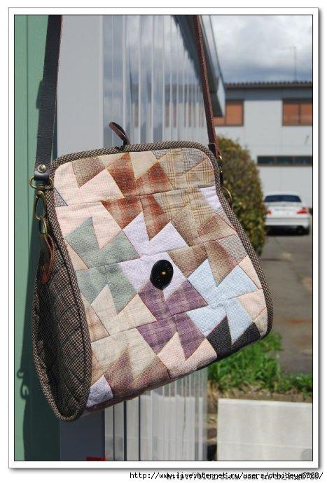 2c9e07312652 сумка лоскутная - Самое интересное в блогах