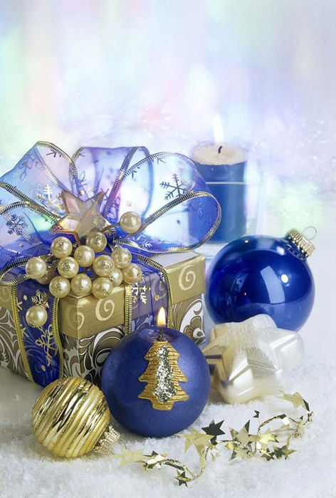 Christmas-Gift-Set-In-Gold-And-Navy-Blue (472x700, 305Kb)