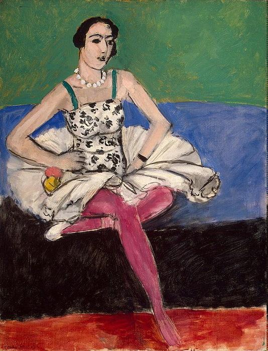 1927 Ballerina (с.287) (534x700, 170Kb)