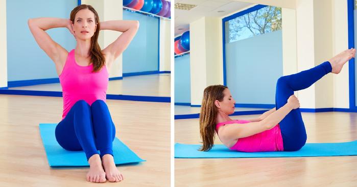 йога для похудения тонкая талия вчера