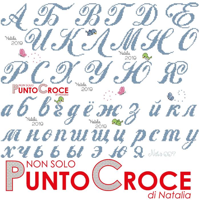 вышивка крестом Punto Croce записи в рубрике вышивка