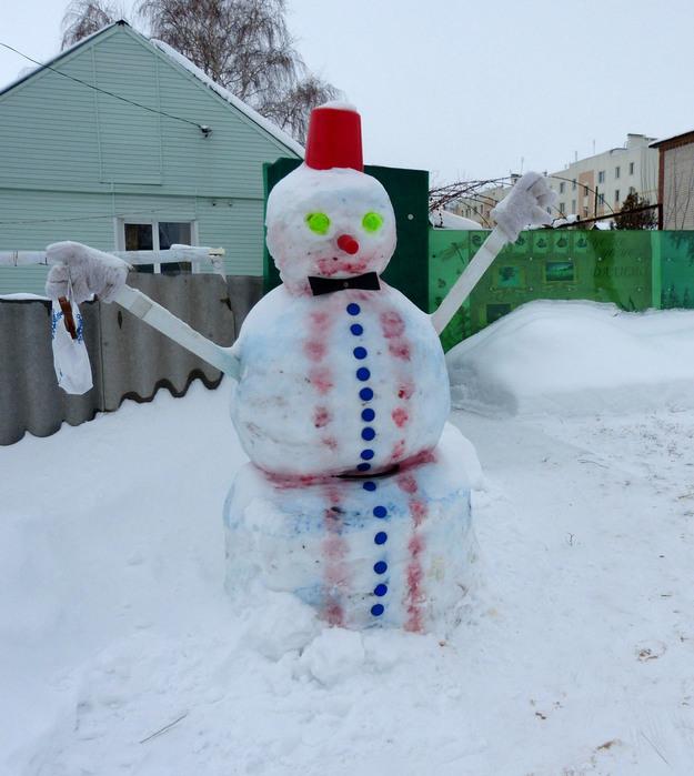 росомахе картинки прощай зима холодная строгий