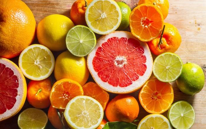 Пищевые продукты, которые содержат минимум калорий