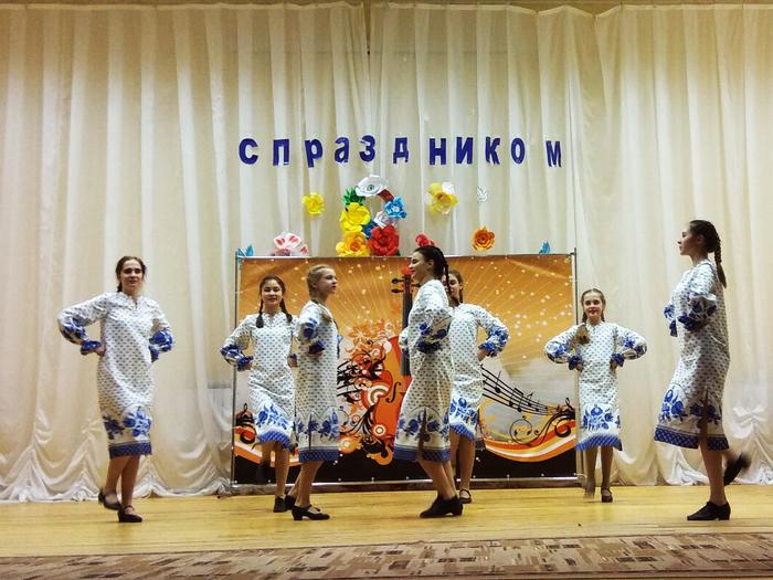 Хореографический коллектив Счастливое детство