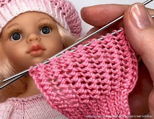 Основы вязания: определение размера, выбор пряжи, плотность вязания