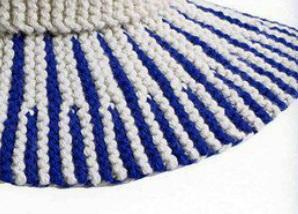 Основы вязания. Укороченные ряды